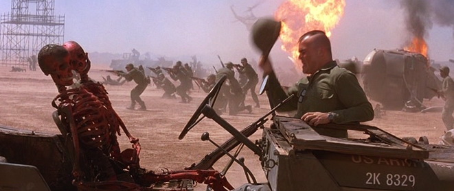 Марс атакует! (1996)   Mars Attacks!