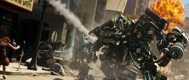 Трансформеры (2007) | Transformers