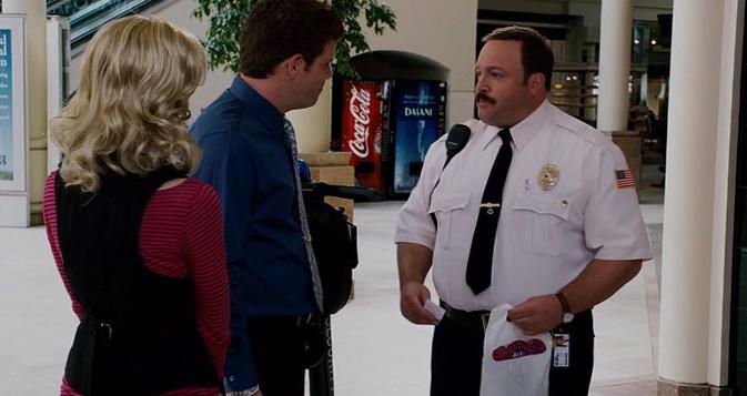 Шопокоп (2009)   Paul Blart: Mall Cop