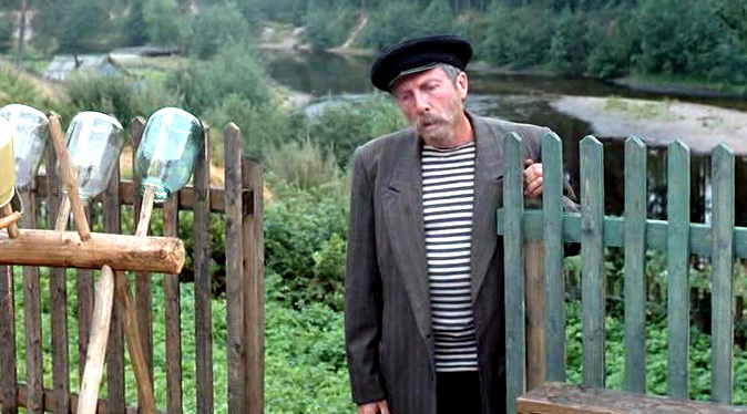 Любовь и голуби (1984) | Про что фильм