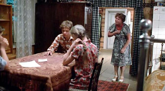 Любовь и голуби (1984)   Про что фильм