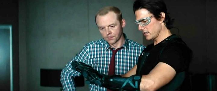 Миссия невыполнима 4: Протокол Фантом (2011) | Mission: Impossible - Ghost Protocol