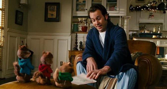 Элвин и бурундуки (2007) | Alvin and the Chipmunks