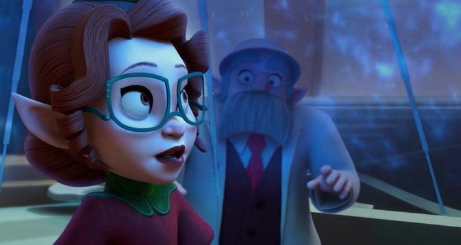 Спасти Санту (2013)   Saving Santa